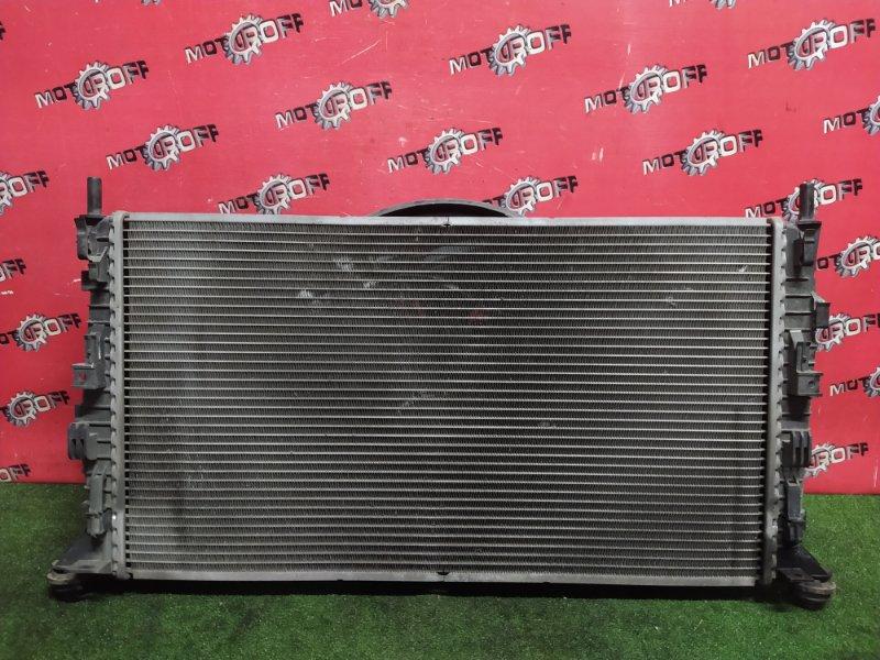 Радиатор двигателя Mazda Axela BK5P ZY-VE 2003 (б/у)