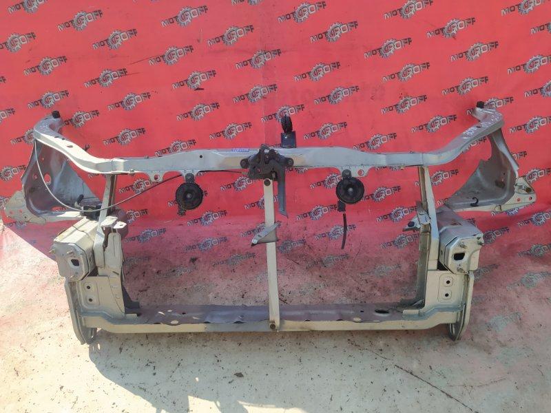 Рамка радиатора Toyota Opa ZCT10 1ZZ-FE 2000 (б/у)