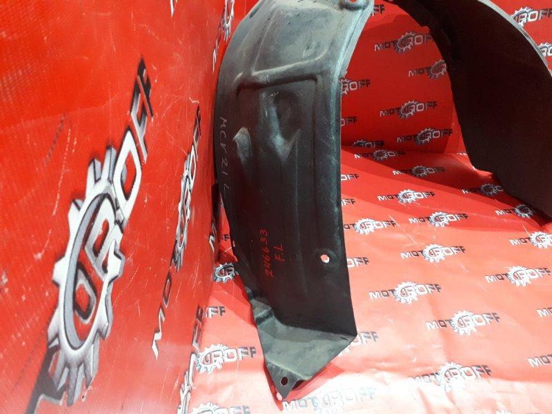 Подкрылок Toyota Mark Ii Qualis MCV21 1MZ-FE 1997 передний левый (б/у)