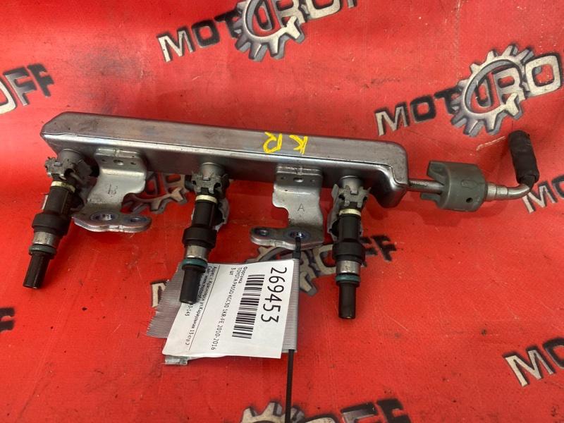 Форсунка Toyota Passo KGC30 1KR-FE 2010 (б/у)