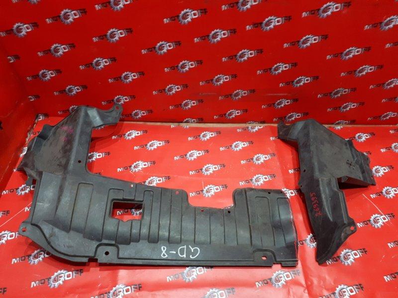 Защита двс Honda Fit Aria GD6 L13A 2002 (б/у)
