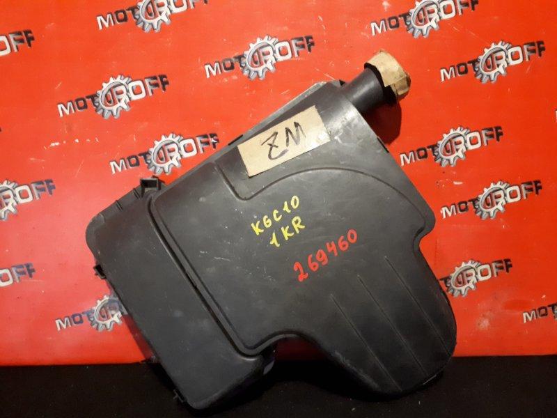 Корпус воздушного фильтра Toyota Passo KGC10 1KR-FE 2004 (б/у)