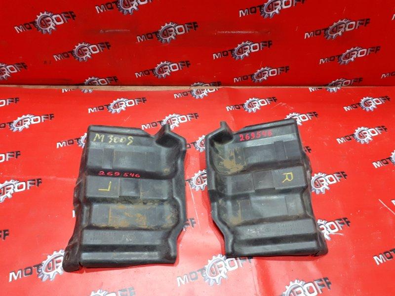 Защита двс Daihatsu Boon M300S 1KR-FE (б/у)