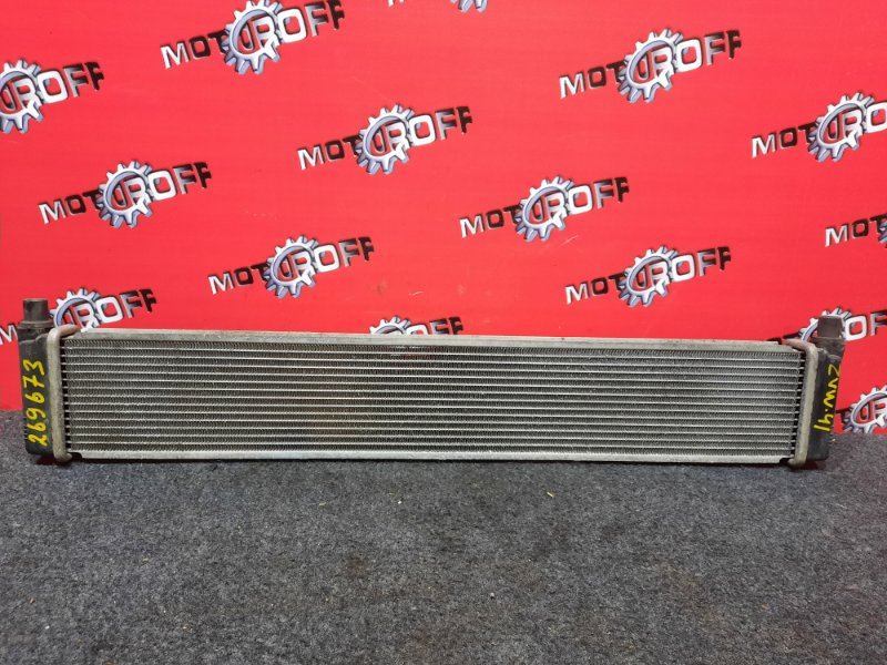 Радиатор инвертора Toyota Prius ZVW41W 2ZR-FXE 2011 (б/у)