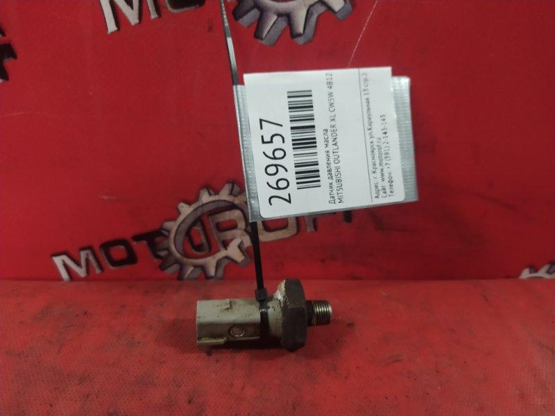 Датчик давления масла Mitsubishi Outlander Xl CW5W 4B12 2005 (б/у)