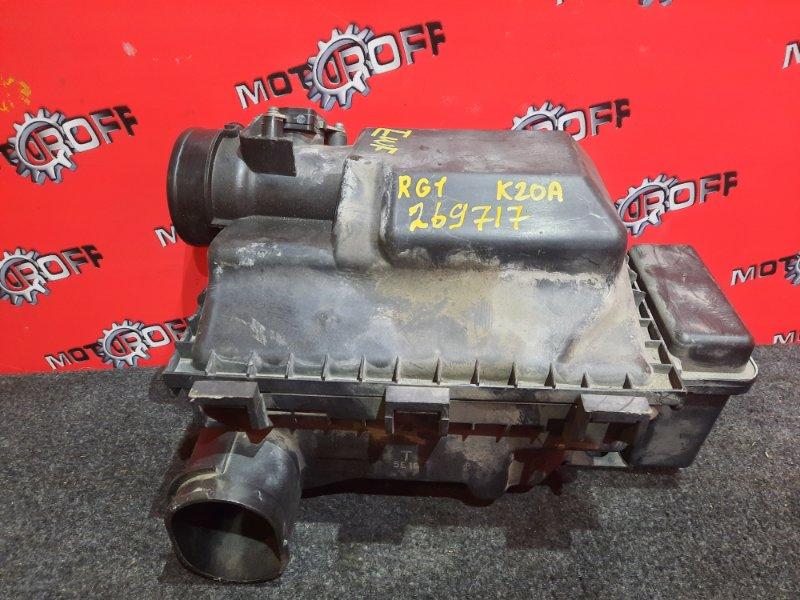 Корпус воздушного фильтра Honda Stepwgn RG1 K20A 2005 (б/у)