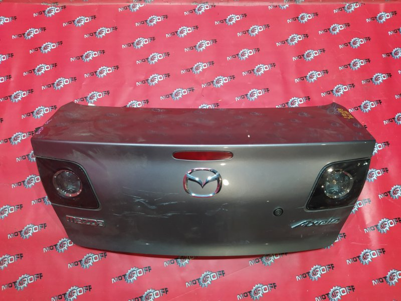 Крышка багажника Mazda Axela BK5P ZY-VE 2003 (б/у)