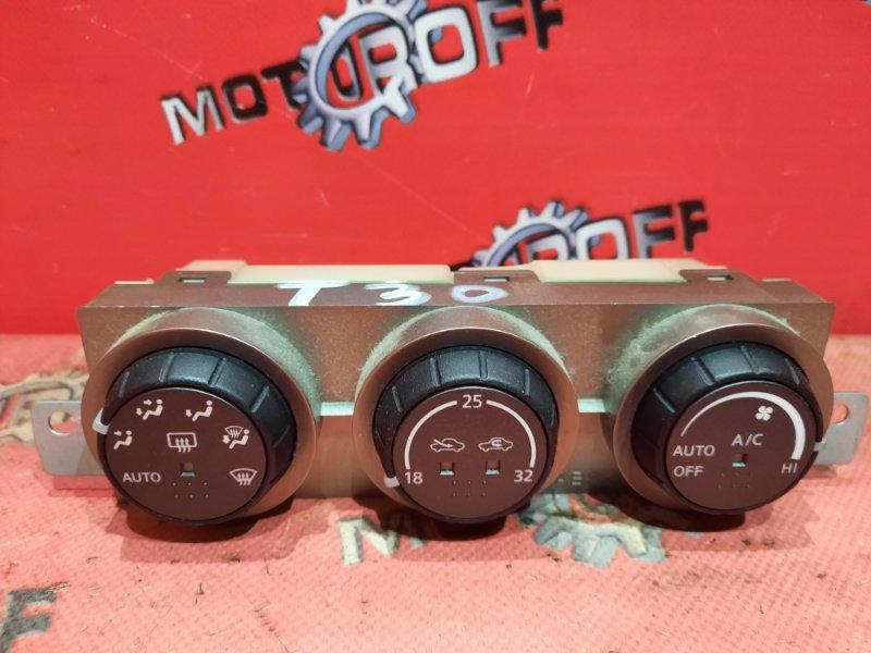Блок управления климат-контролем Nissan X-Trail NT30 QR20DE `2000 (б/у)