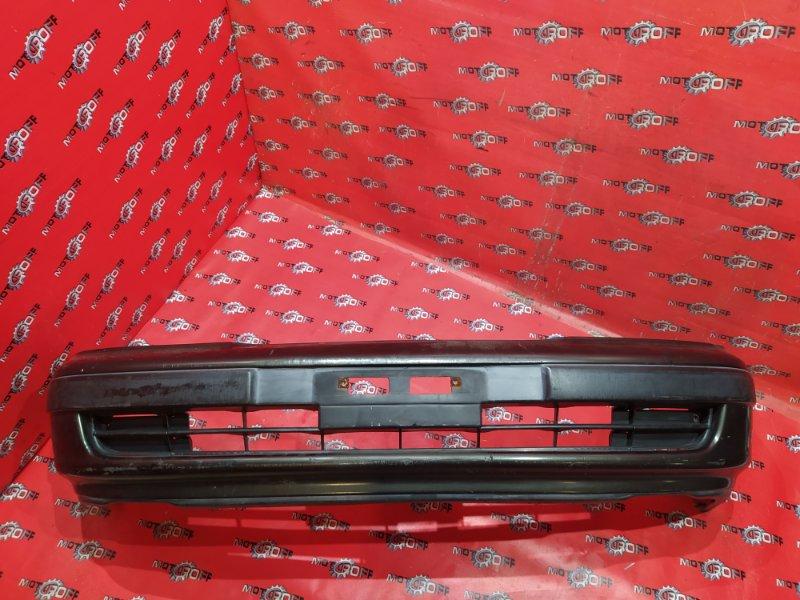 Бампер Toyota Caldina ST190G 4S-FE 1992 передний (б/у)