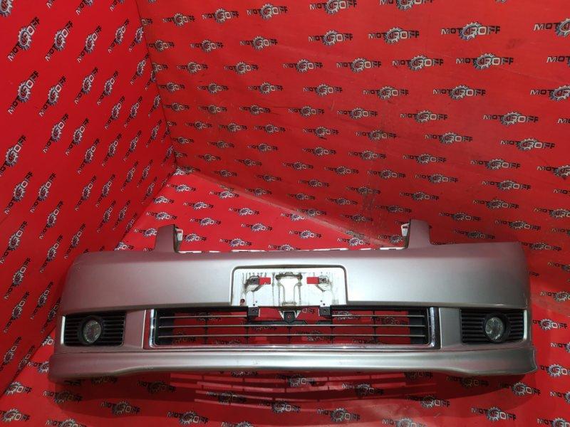 Бампер Nissan Fuga PY50 VQ35DE 2004 передний (б/у)