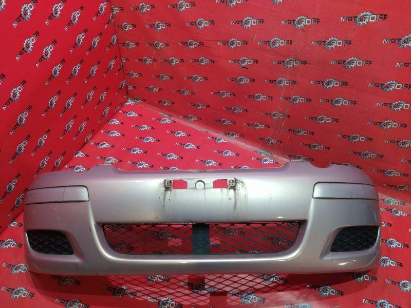 Бампер Toyota Vitz SCP10 1SZ-FE 2001 передний (б/у)