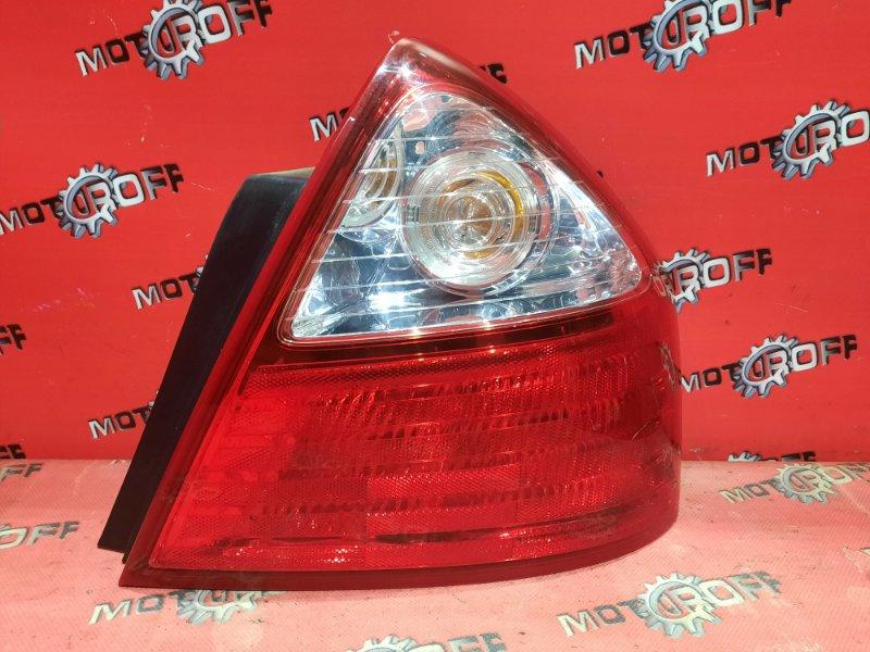 Фонарь (стоп-сигнал) Nissan Fuga PY50 VQ35DE 2004 задний правый (б/у)