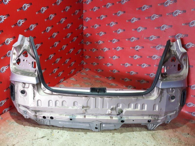 Задняя панель кузова Toyota Vitz SCP10 1SZ-FE 1999 задняя (б/у)