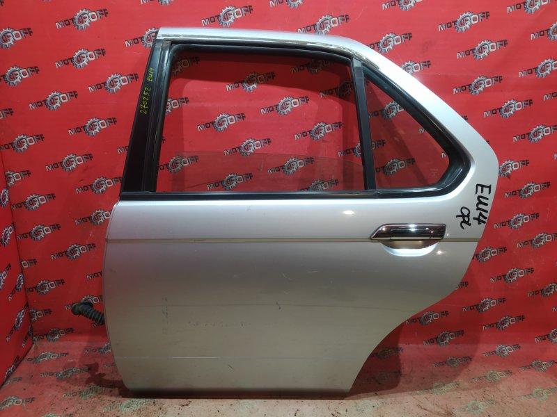 Дверь боковая Nissan Bluebird EU14 SR18DE 1996 задняя левая (б/у)
