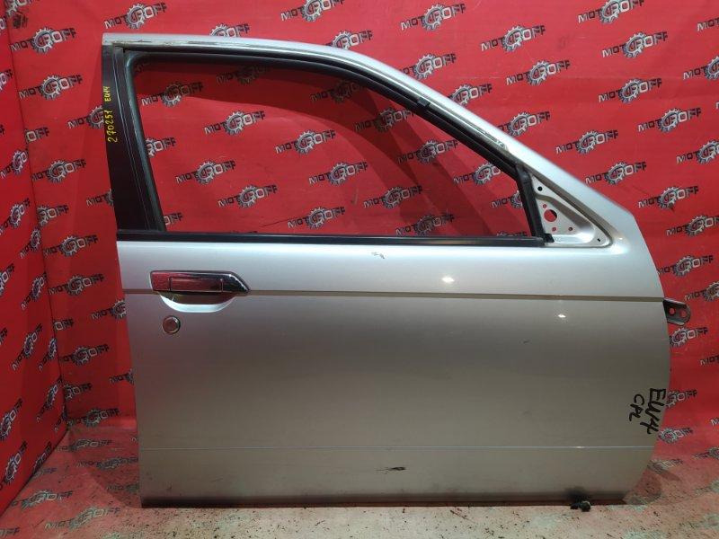 Дверь боковая Nissan Bluebird EU14 SR18DE 1996 передняя правая (б/у)