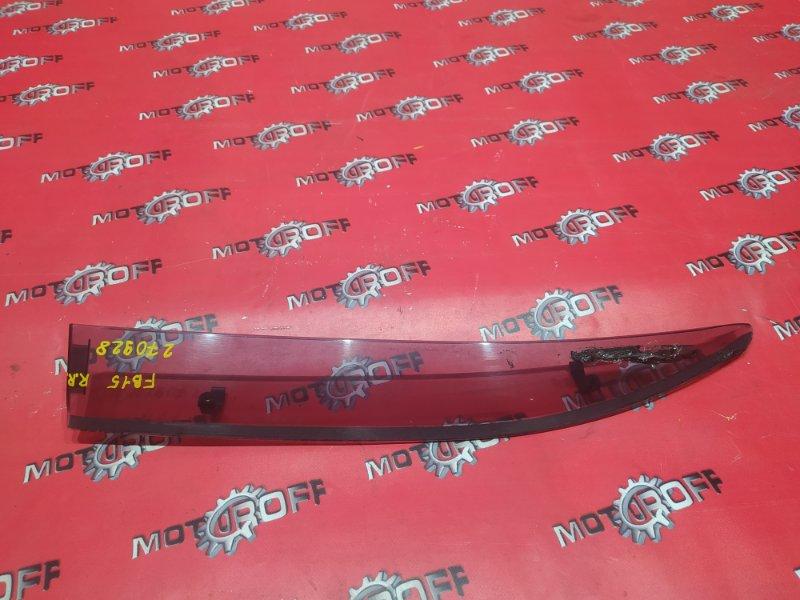 Ветровик Nissan Sunny FB15 QG15DE 1998 задний правый (б/у)