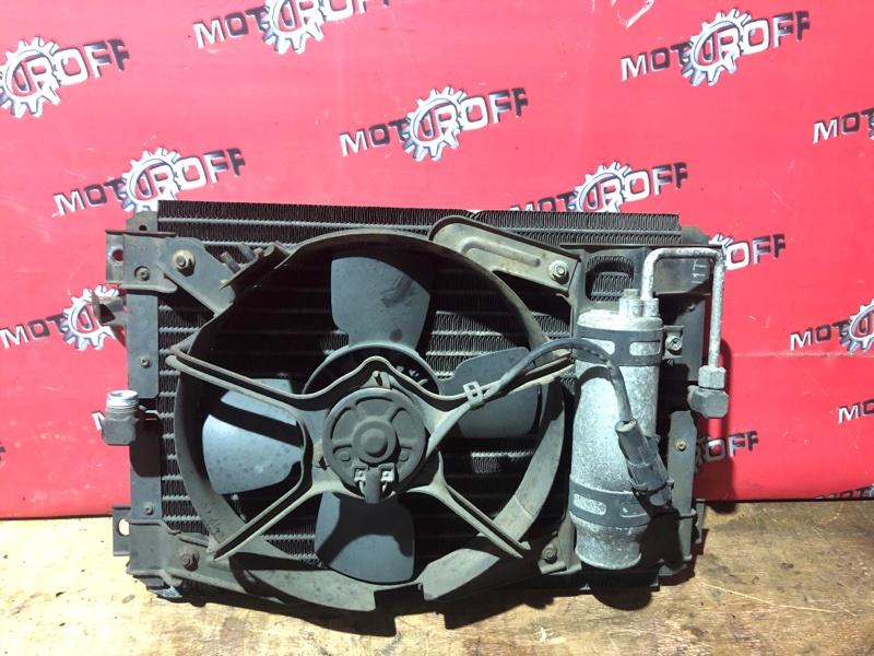 Радиатор кондиционера Mazda Titan WGEAT TF 1990 (б/у)