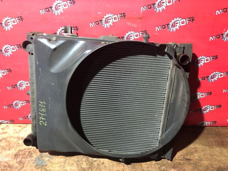 Радиатор двигателя Mazda Titan WGEAT TF 1990 (б/у)
