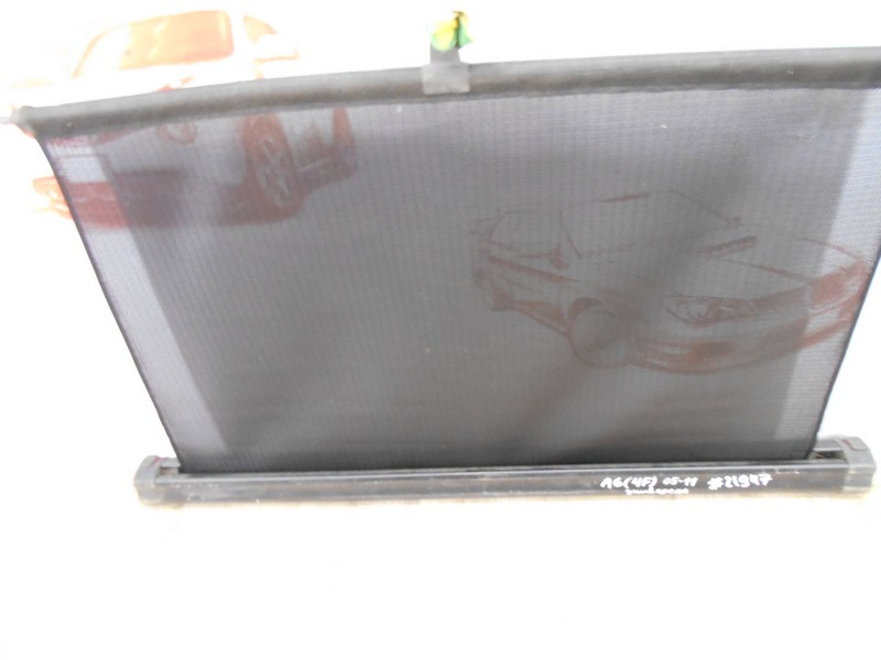 Шторка окна Audi A6 (C6) 2004-2011 задняя