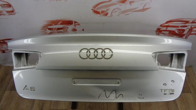 Крышка багажника Audi A6 (C7) 2010-2018 A6 (C7) 2010-2018