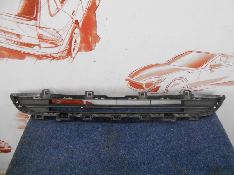 Решетка бампера переднего Bmw X3-Series (F25) 2010-2017 2014 верхняя