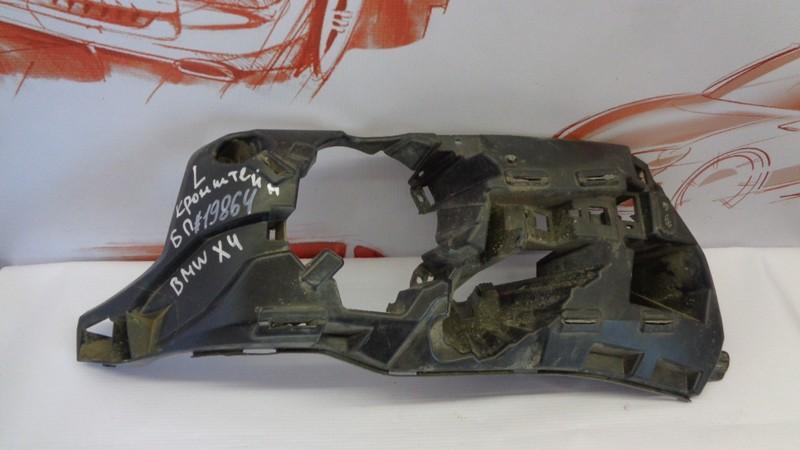 Кронштейн противотуманной фары / ходового огня Bmw X4-Series (F26) 2014-2018 левый