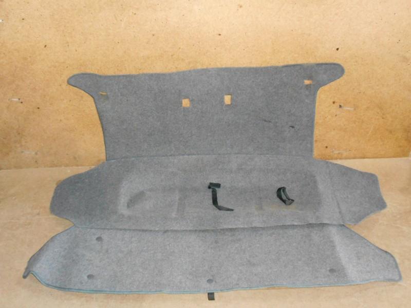Обшивка багажника - напольное покрытие (ковролин) Chery Tiggo 2006-2016 SQR481FC ( 1800CC ) 2008 задняя