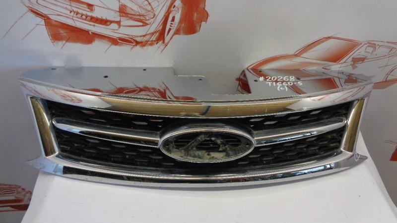 Решетка радиатора Chery Tiggo 5 2014-Н.в.