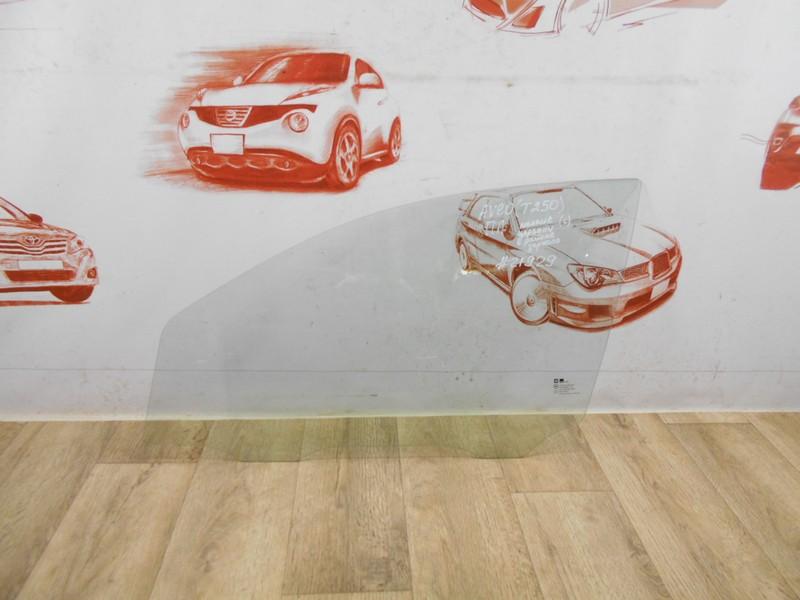 Стекло двери передней левой Chevrolet Aveo 2002-2011