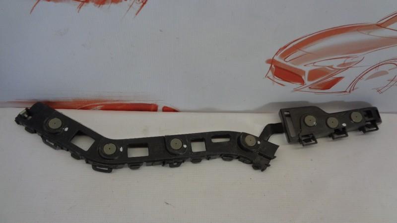 Кронштейн бампера заднего боковой Chevrolet Aveo 2012-2015 левый