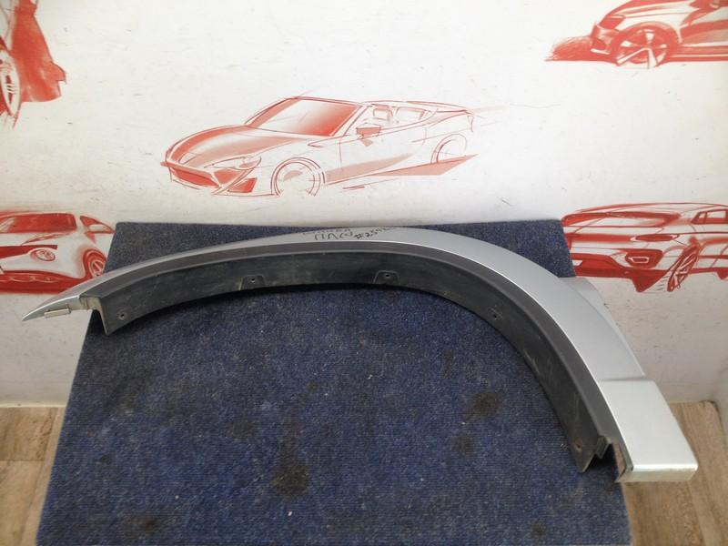 Накладка ( расширитель ) арки крыла - перед слева Chevrolet Niva 2009