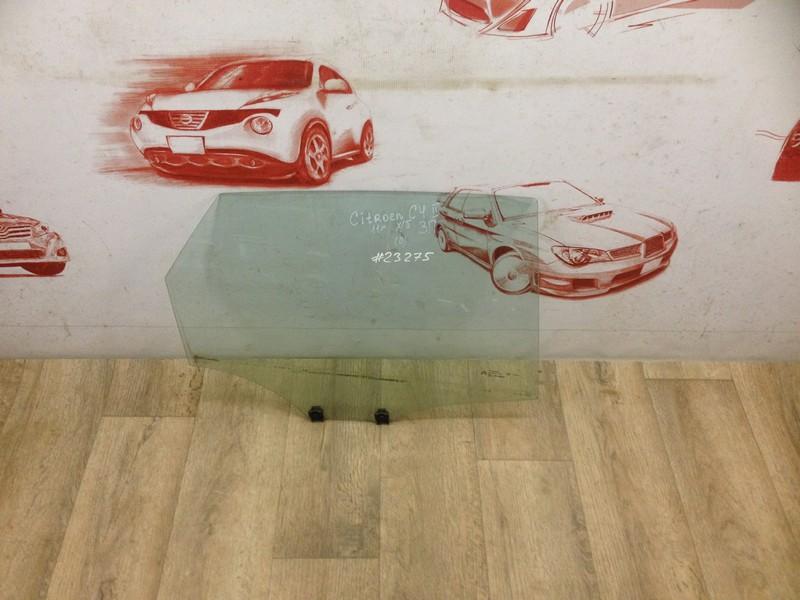 Стекло двери задней правой Citroen C4 2010-Н.в. 2010