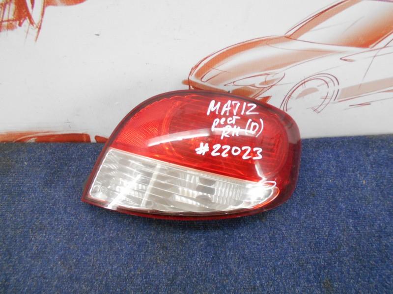 Фонарь правый Daewoo Matiz 1997-2015 2011