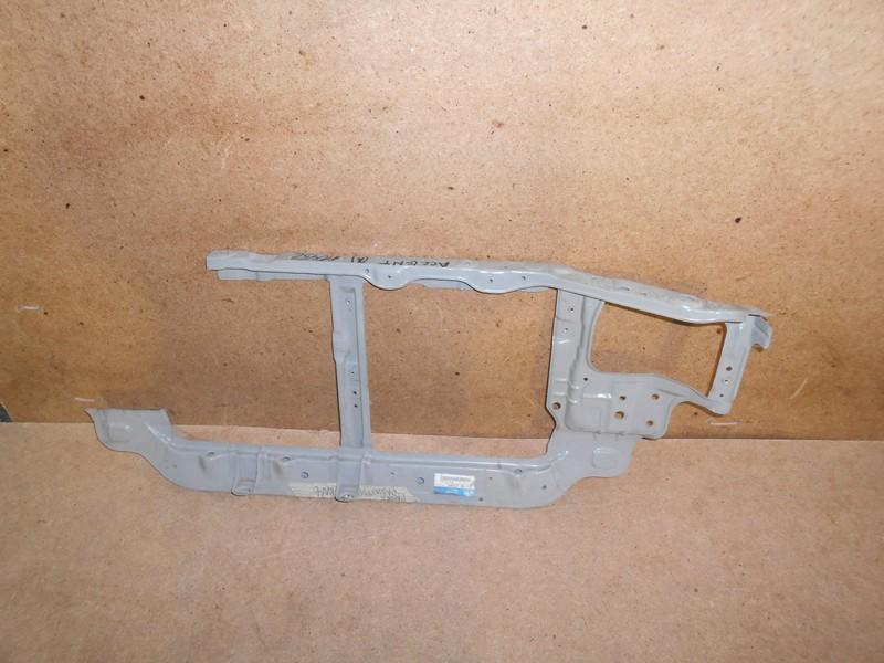 Панель передка (телевизор) - рамка радиатора Hyundai Accent 1999-2012 (Тагаз)