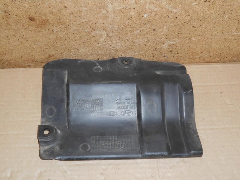 Защита моторного отсека - пыльник двс Hyundai Elantra (2000-2006) Тагаз До 2008. левая