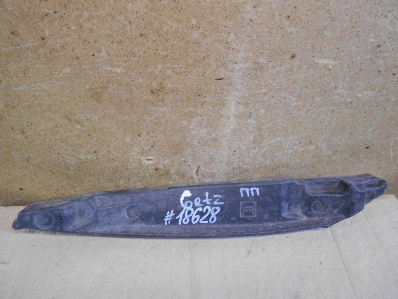 Пыльник (уплотнитель) крыла внутренний Hyundai Getz (2002-2011) передний правый