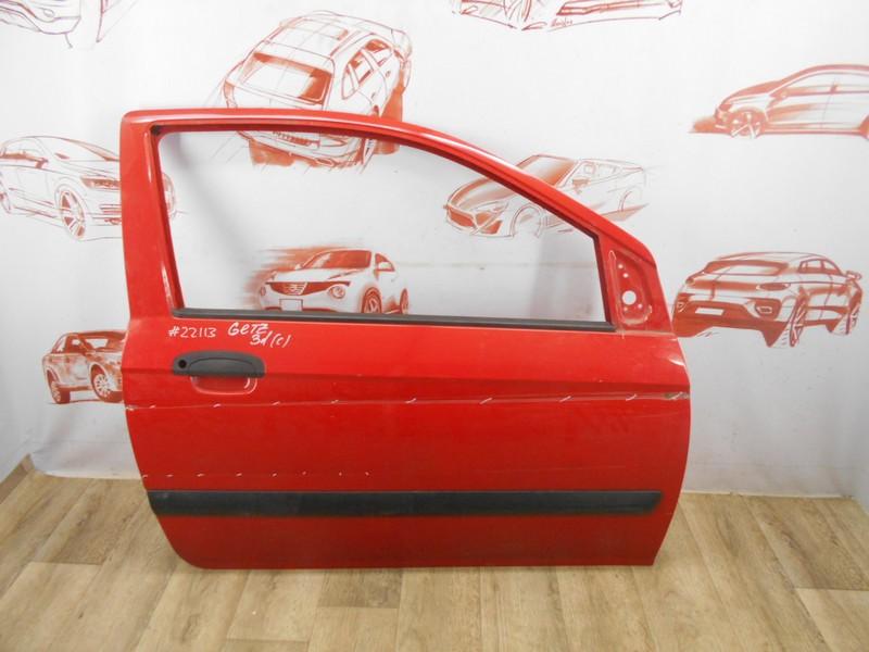 Дверь передняя правая Hyundai Getz (2002-2011)