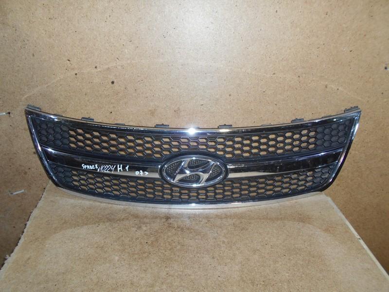 Решетка радиатора Hyundai H1 / Starex / Grand Starex (2007-Н.в.) 2007