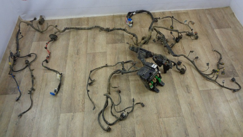 Электрика - проводка моторного отсека Hyundai Ix35 (2010-2016)