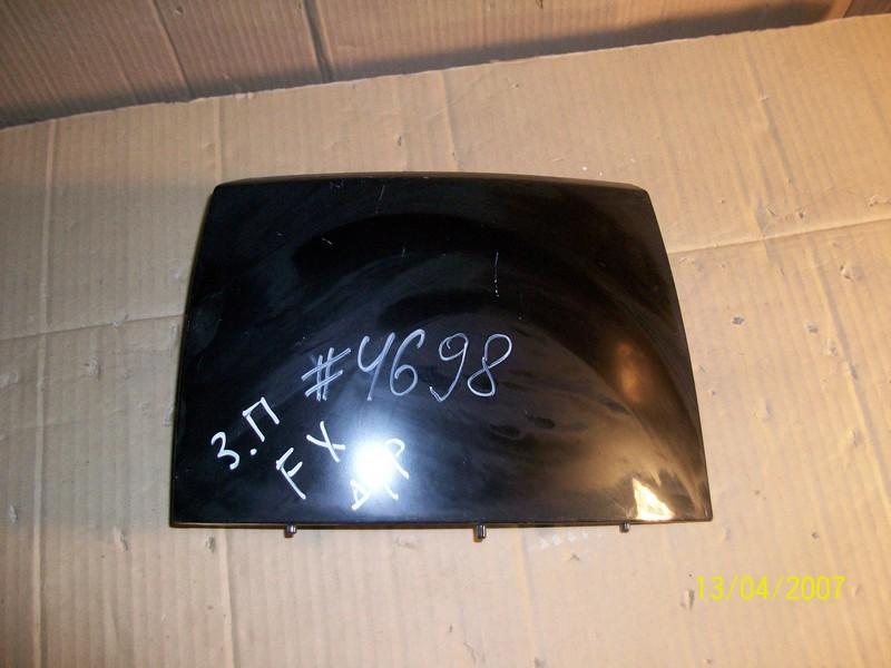 Накладка бампера заднего Infiniti Fx-Series ( S50 ) 2003-2008 правая верхняя