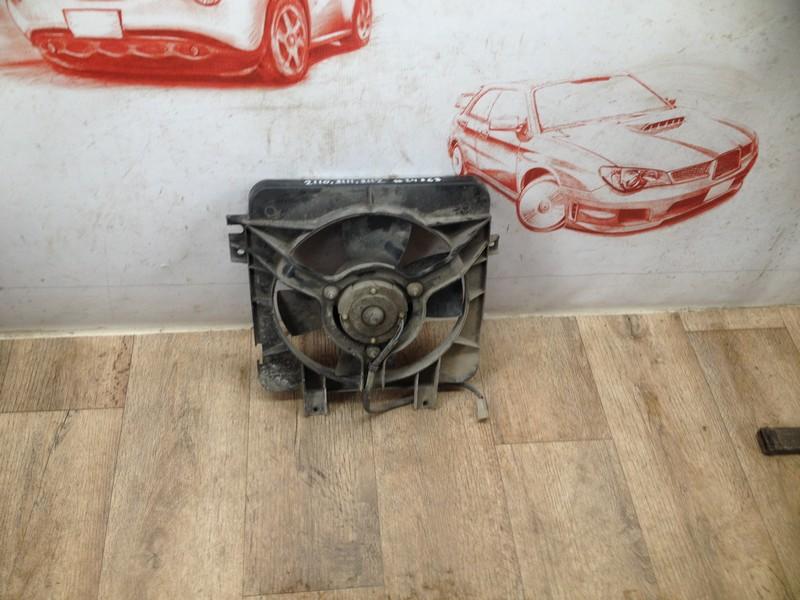 Диффузор радиатора охлаждения - в сборе Lada 2110-2112 Lada-110
