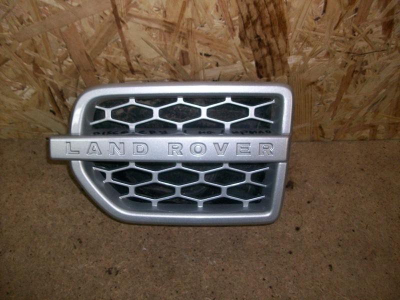 Решетка - накладка крыла переднего Land Rover Discovery Iv (L319) 2009-2017 левая