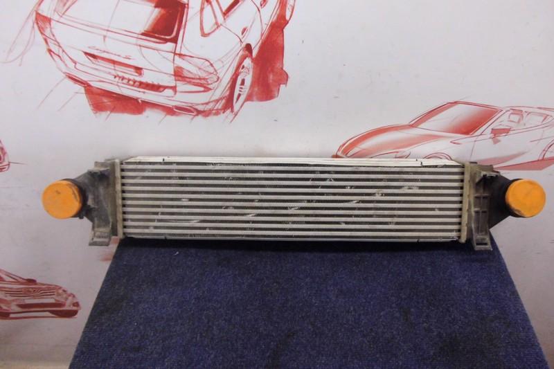 Интеркулер - радиатор промежуточного охлаждения воздуха Land Rover Range Rover Evoque (L538)
