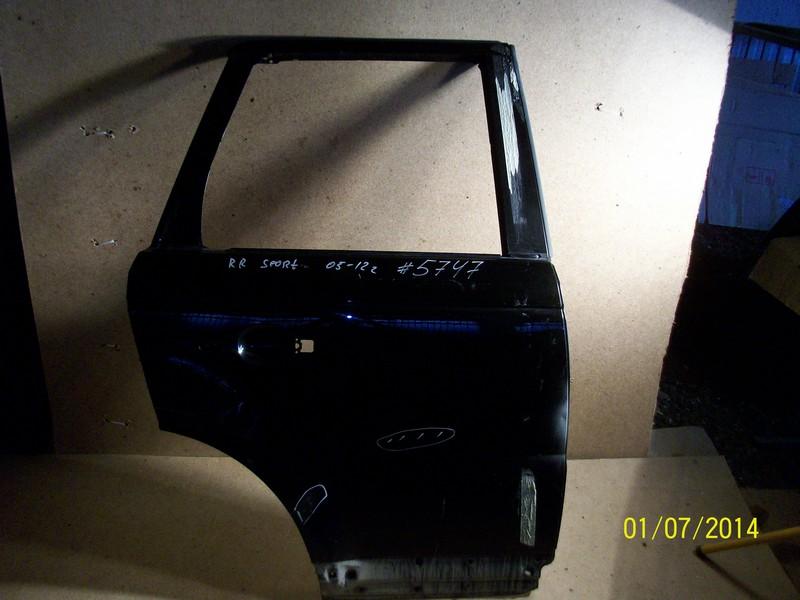 Дверь задняя правая Land Rover Range Rover Sport (L320) 2005-2013