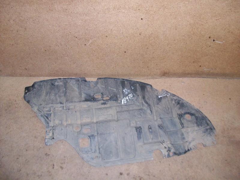 Защита моторного отсека - пыльник двс Lexus Es -Series 2012-2018 левая