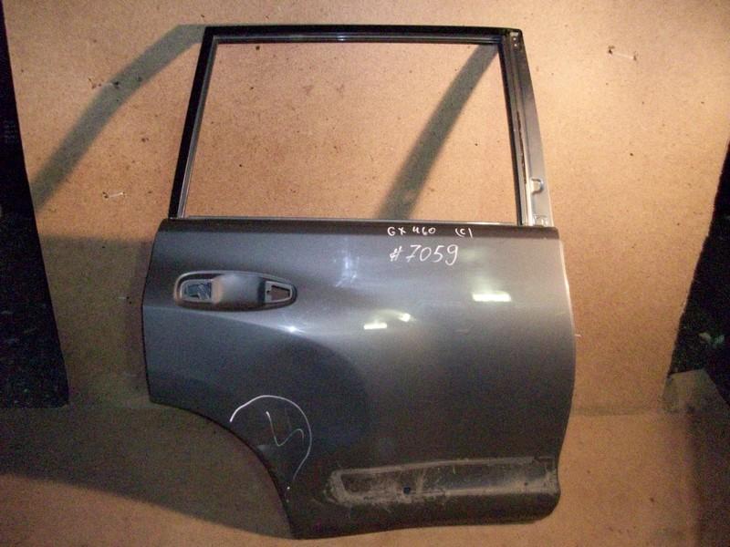 Дверь задняя правая Lexus Gx460 2009-Н.в.