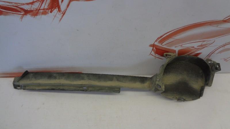 Решетка радиатора - каркас Mazda Cx-7 (2006-2012) левая