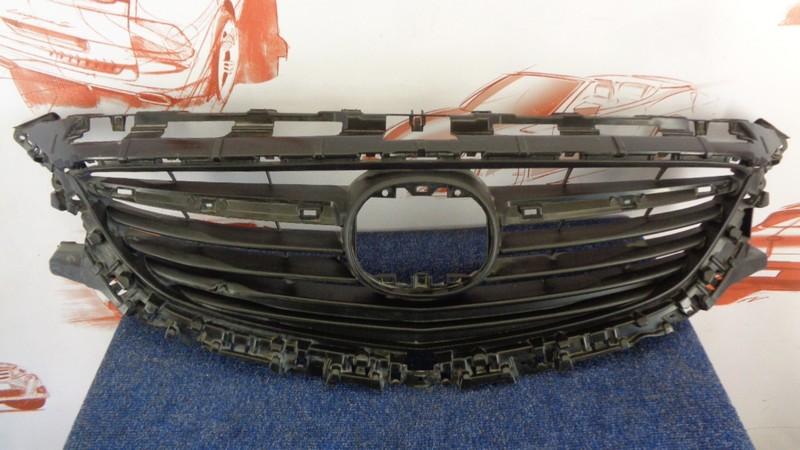 Решетка радиатора Mazda Mazda 6 (Gj) 2012-Н.в. 2012