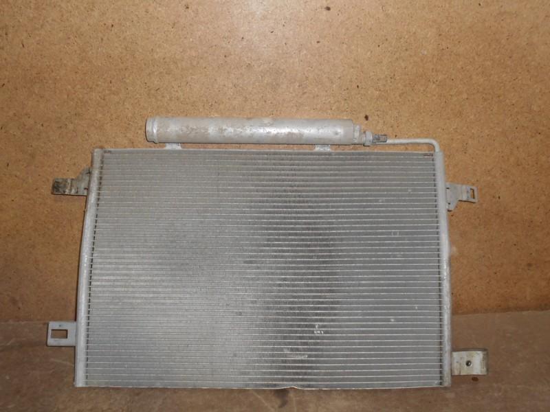 Конденсер (радиатор кондиционера) Mercedes A-Klasse (W169) 2004-2012