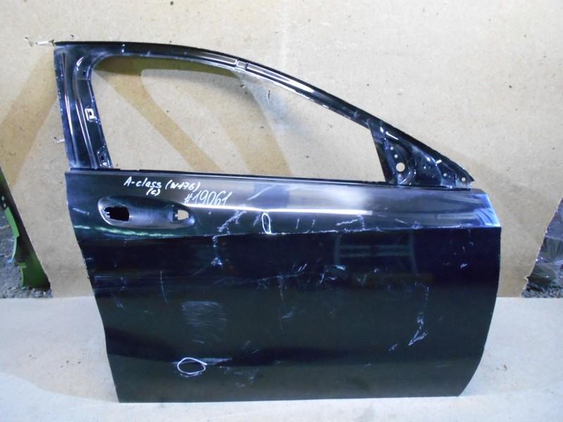 Дверь передняя правая Mercedes A-Klasse (W176) 2012-2018